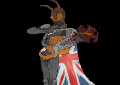 BritANT by Kittenclysm