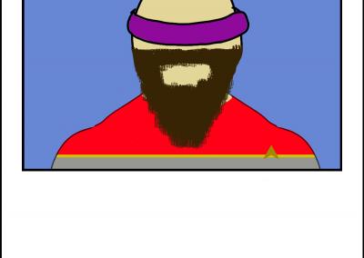 Jon's Beard by theonewhoisodd