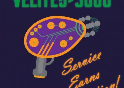 Velites 3000 by Crunchy Plasma